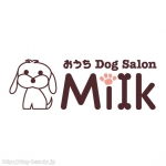 おうちDog Salon Milk
