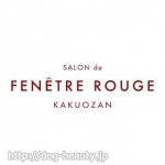 Salon de fenetre rouge