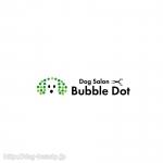 Dog Salon Bubble Dot