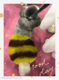 ハチさんカット