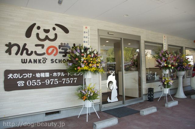 わんこの学校〜犬のしつけ ペットホテル トリミング ペットシッター〜 静岡県三島市