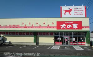 ペットショップ 犬の家 藤枝店